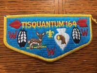 TISQUANTUM LODGE FLAP S-49//X-10 SET