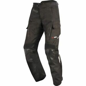 Alpinestars Andes v2 Drystar Textile Pants - Black, All Sizes