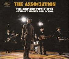 The Association COMPLETE WARNER BROS & VALIANT SINGLES COLLECTION New 2 CD