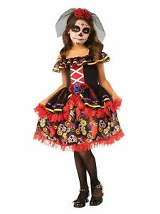 Day of the Dead Costume for Kids