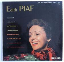 LP 25 CM EDITH PIAF N°1 DE L'AUTRE COTE DE LA RUE PHILIPS B 76.081 R