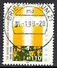 1995 Vollstempel gestempelt Briefzentrum 21 BRD Bund Deutschland Jahrgang 1998