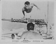 ORIGINAL 1960 PHOTO - SEPTEMBER STORM- EDWARD L. ALPERSON- JUMPING