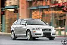 2006 Audi A3 wagon press kit CD