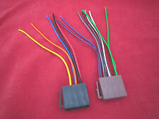 SONY XR C5100R Iso Wiring Harness TWIN PLUG Lead Cable SAME DAY POST XRC XR C