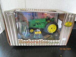 ERTL, 1/16 Scale, John Deere Restoration Tractor, Mint in OB