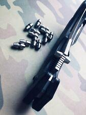 Benchmade Bedlam 860  - Model A Thumb Stud - Quicker Action - Upgrade - Custom