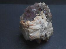 Interesante fluorita y barita de Berbes Interesting fluorite and barite Berbes
