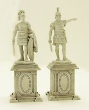 STATUE PLINTHS (Streets & Gangs of Rome) - 28mm  ASSEMBLED MDF & HIGHLY PAINTED