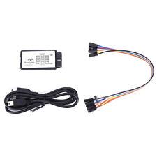 USB SALEAE 24M 8CH Logic Analyzer 24M 8 Channel FPGA debugging tool With buffer