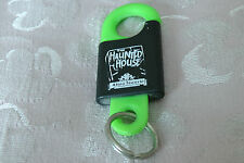 Alton Towers theme park Haunted House plastic 1990s keyring