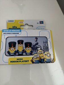 Minions Mini Playset NEW UNOPENED