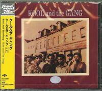KOOL AND THE GANG-S/T-JAPAN CD BONUS TRACK D73