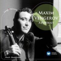 MAXIM/MASUR,KURT/GEWANDHAUSORCHESTER VENGEROV - MAXIM VENGEROV:...CD NEW!