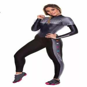 Pro Team Triathlon Suit Women's Cycling Jersey Skinsuit Jumpsuit Maillot