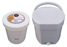 Professional 1100gr ZUCCHERO/cera Pot riscaldatore PLUS 1100gr di Pasta di Zucchero Depilazione