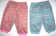 Gestreifte Baby-Hosen für Mädchen