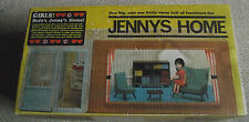 Jenny's Home One Big One Little Room With Furniture And Doll Boxed Tri ang Minic