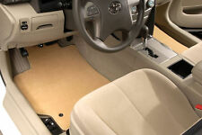 LEXUS Designer Carpet Custom Fit & Color Choice 32 oz Floor Mats 2 Rows 4 Pieces