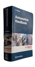 Bosch Automotive Handbook  9th Edition H017 Car Hardcover Reference Guide Manual