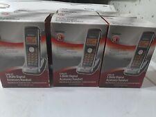 6 RadioShack 5.8 GHz Digital Accessory Handset Cordless Telephone Phone new