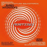 VERTIGO+BONUS - OST/   VINYL LP NEW! HERMANN,B.