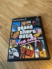 Grand Theft Auto Vice City PS2 Sony PlayStation 2 Game PG1