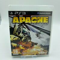 Apache Air Assault Sony PlayStation 3 PS3 PAL Complete