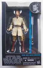 "Star Wars Black Series Han Solo Anh #08 2013 6"" Action Figure Hasbro NISB V2"