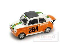 Fiat Abarth 695 SS Colle Maddalena 1973 Sc. Merano Corse #284 1 43 Brumm
