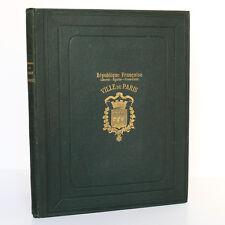 Monographie de l'école Braille à Saint-Mandé (Seine). Larousse 1899.