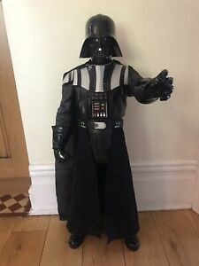 "Star Wars Darth Vader 31"" Jakks Pacific Large Toy Display Figure 79cm RARE"