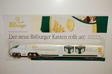 Werbetruck-colani Truck Bitburger - 1:87 - pista h0 - 5