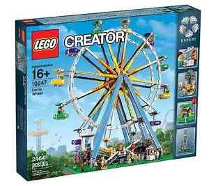 LEGO® Creator Expert 10247 Riesenrad NEU OVP_ Ferris Wheel NEW MISB NRFB