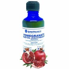 Pomegranate Seed Oil (Cold-Pressed)