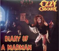 Diary of a madman Ozzy Osbourne 2 CD Sealed ! New !