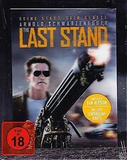 The Last Stand blu ray Steelbook - Lenticular ( NEW )