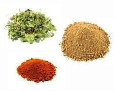 Fenugreek Leaves 50g- Dry Mango Powder 100g- Kashmiri Chilli Powder 100g(3 Pack)
