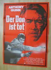 Filmplakat - Der Don ist tot ( Anthony Quinn , Fredric Forrest )