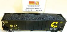 Baltimore Ohio 100 Ton 3 Bay open Hopper Rib MTL 108 00 240 N 1:160 OVP HU3 å