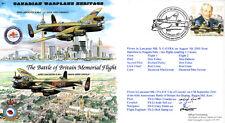 MF1 WW2 RAF Canadian Warplane Heritage / Battle of Britain Memorial flight cover