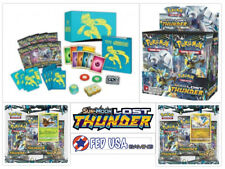 Pokemon Lost Thunder ULTIMATE TRAINER KIT Booster Box + Elite + Blisters PRESALE