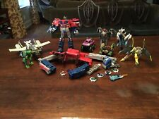 Hasbro lot of Transformers