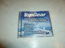 Top Gear - Seriously Cool Driving Music - 2007 UK 39-track CD Double CD