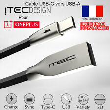 CABLE SYNC CHARGEUR USB-C (TYPE C) 3.1 VERS USB POUR ONEPLUS 2 3 5 3T