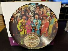 Beatles - Sgt Pepper's Lonely Hearts Club Band PICTURE DISC LIMITED EDITION LP