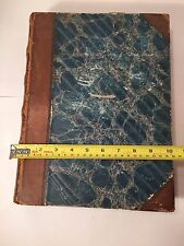 1880 ART JOURNAL Vol. 19  35 Engravings 376 Pages LEATHER SPINE Dipped VIRTUE CO