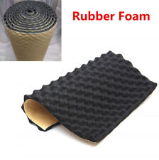 100cm*100cm 25mm Thickness Vehicle KTV Room Sound Absorber Deadening Foam Black