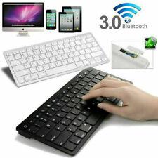 US X6 Ultra Slim Wireless Keyboard For Amazon Kindle Fire 7 HD 8 10 Tablet 2019
