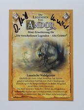 ●•• Die Legenden von Andor ••● PROMO ✩ Launische Waldgeister ✩ NEU! ESSEN 2018